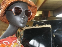 Hat, Sunglasses and Bag - Sorted!