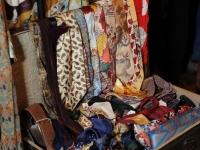 Mamiko's scarves