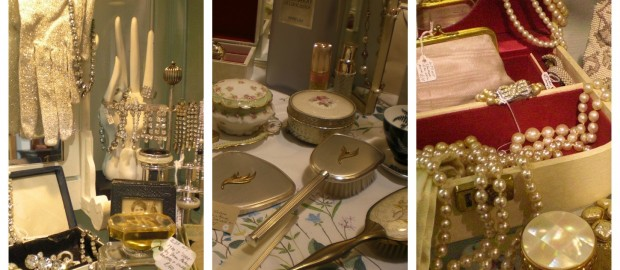 s Dressing Table & Jewellery