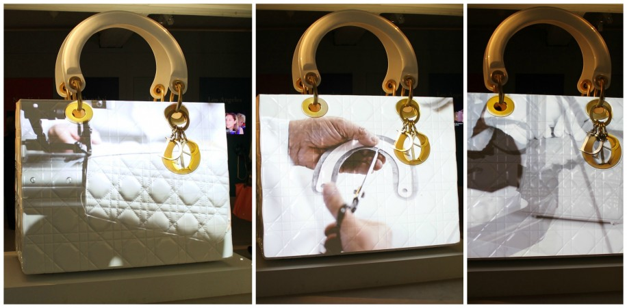 Dior at Harrods The Bag