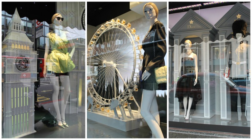 Dior at Harrods Windows (3)