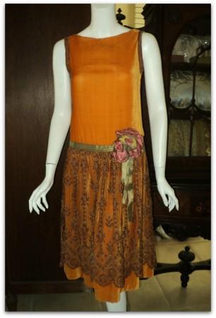 Bellasoiree art deco dress