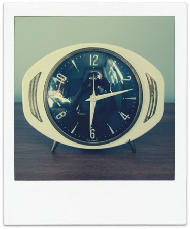 Emmaloves 1960s british metamec clock