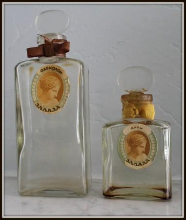 russian bottles