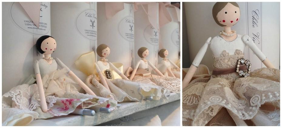 Chloe Antiques Fairies montage