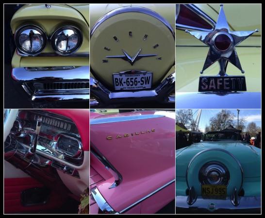 Classic Car Boot sale cars