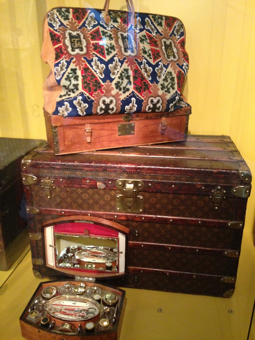 Collection of Travelling cases