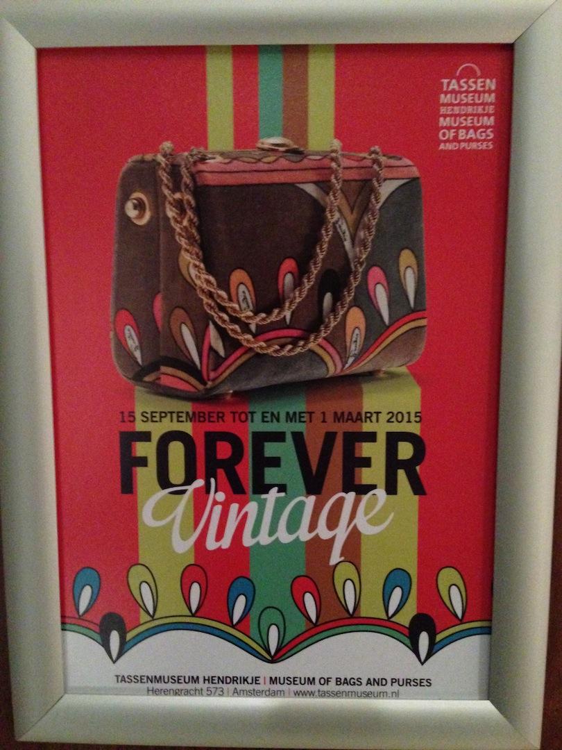 Forever Vintage poster
