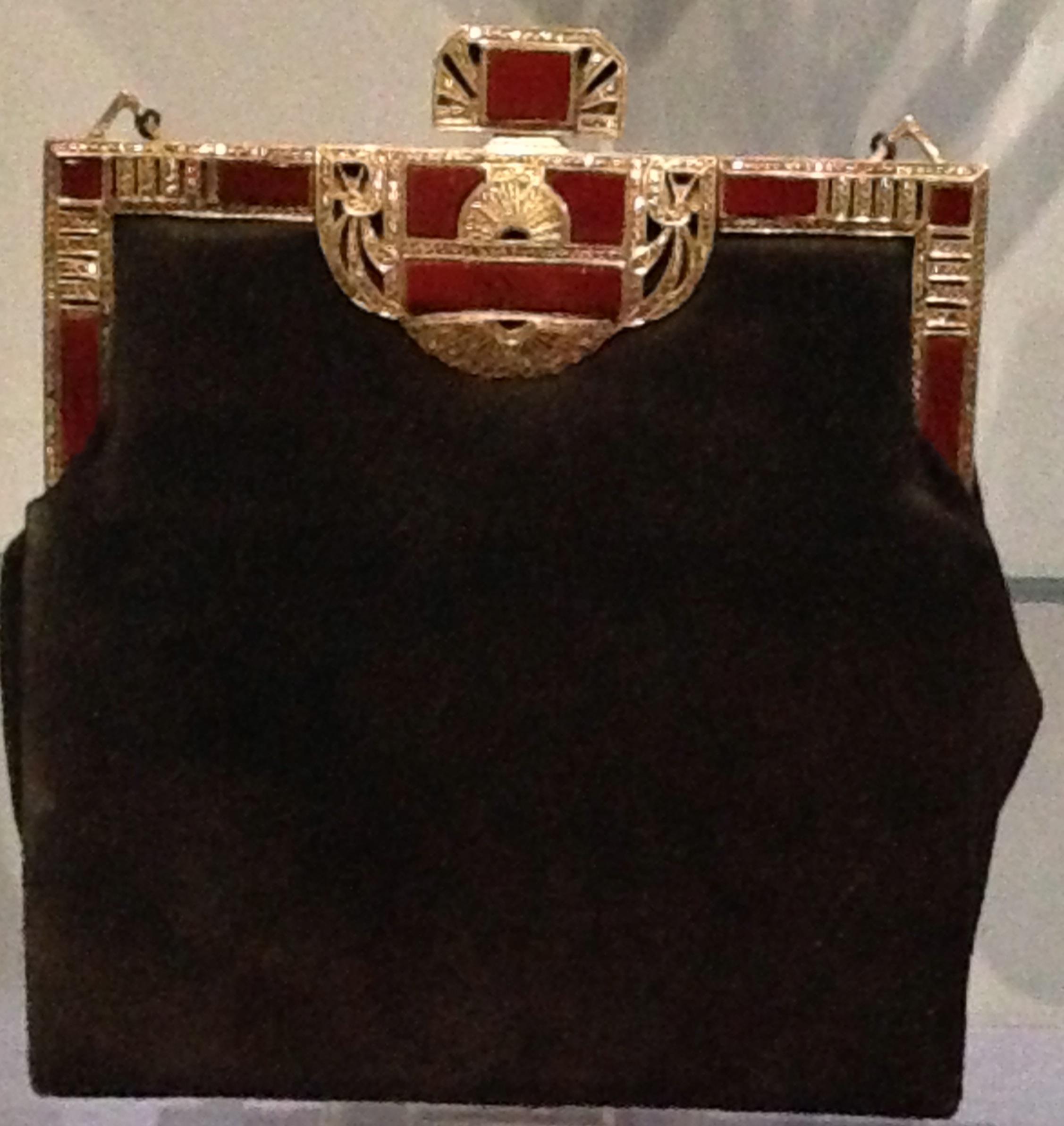 Marcasite Bag