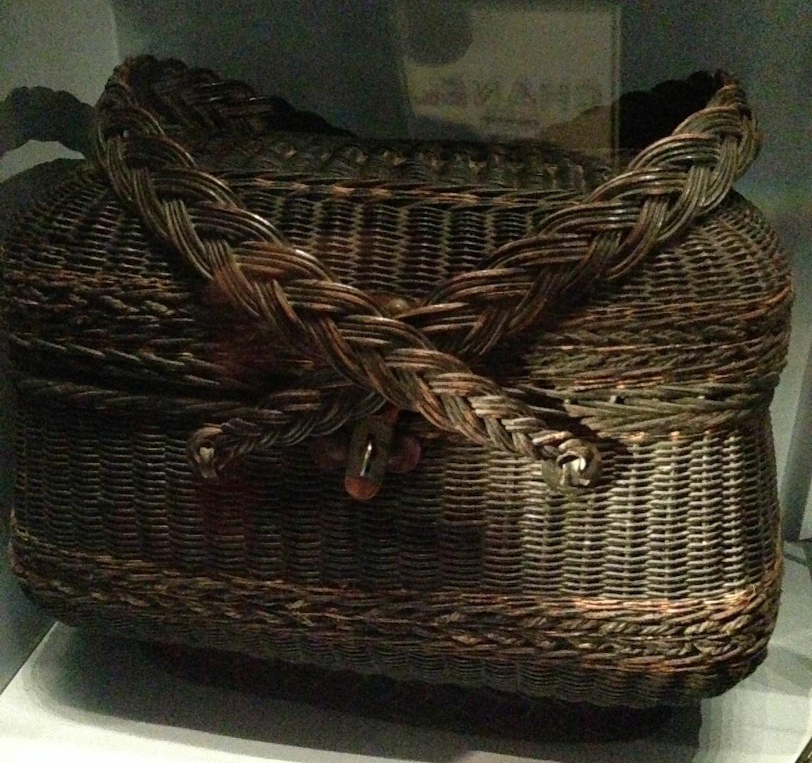 Railway Basket