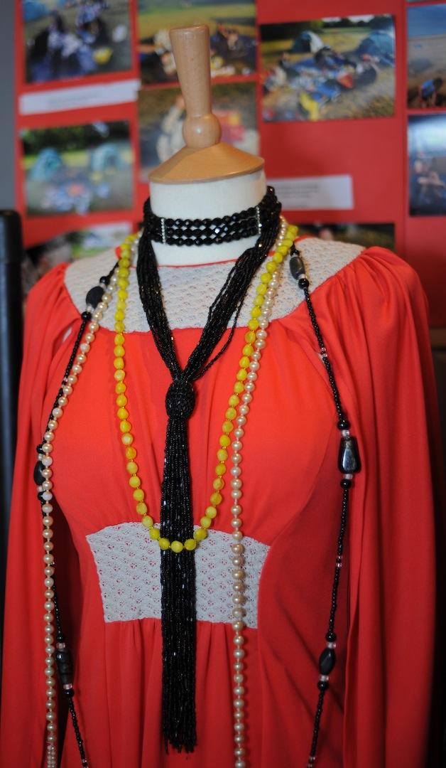 LCR Vintage Red dress