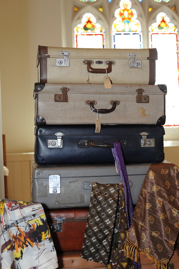 Louise:Terry suitcases