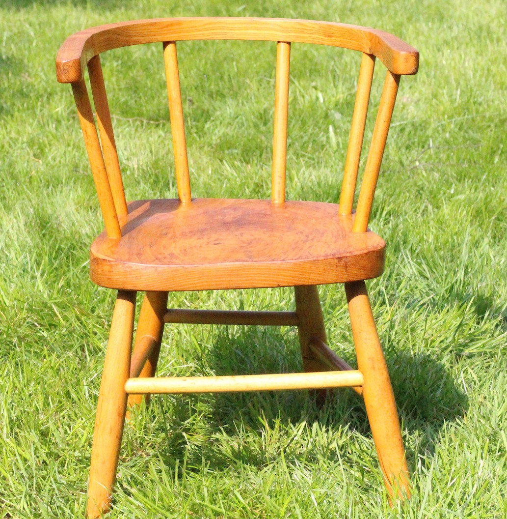 Tatty Bits chair