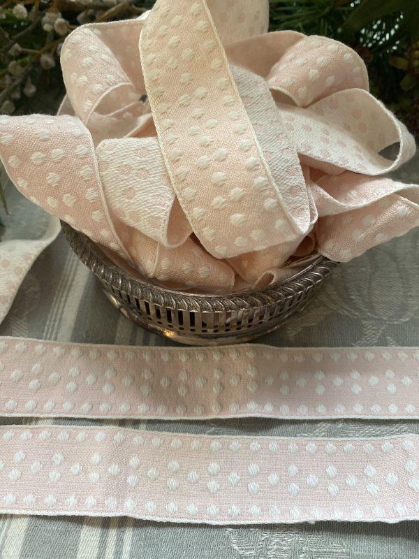 Vintage Soft Pink Trimming