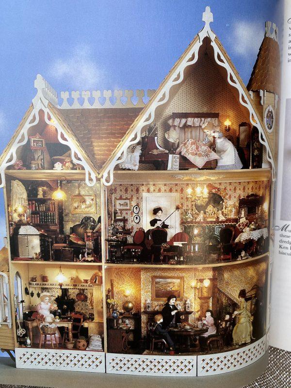 Dolls' Houses Original Interiors