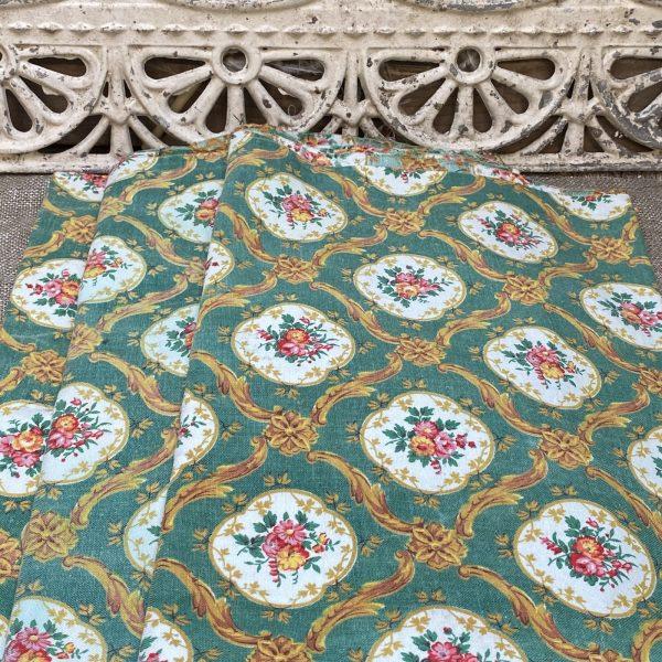 Vintage Marignan French Fabric