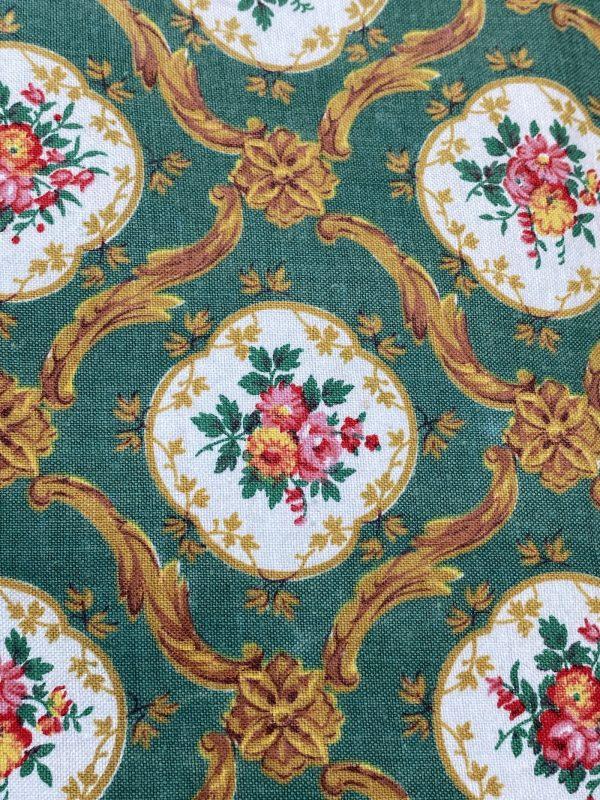 Vintage French Marignan Fabric